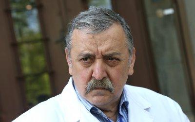 Здравното министерство благодари на проф. Кантарджиев за дългогодишната работа
