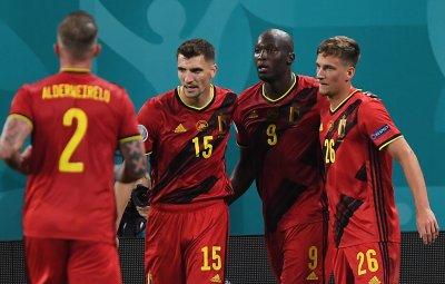 Белгия и Дания ще прекъснат мача в чест на Ериксен