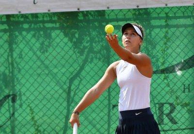 Гергана Топалова се класира за втория кръг в Съмтър