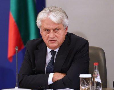 Бойко Рашков: Чистка в състава на МВР не е извършена