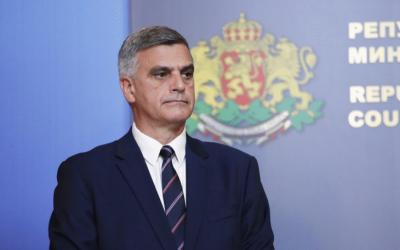 Стефан Янев поздрави Нафтали Бенет за новото правителство на Израел
