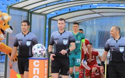 Кабаков и Маргаритов получиха още един наряд за Евро 2020