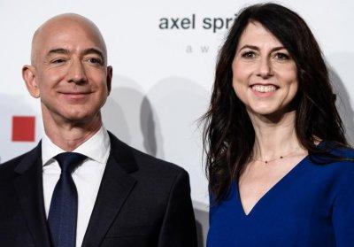 Бившата жена на Джеф Безос дарява 2,7 млрд. долара на организации