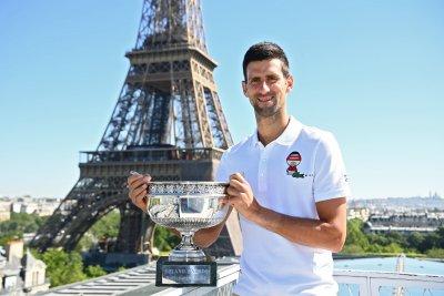 Джокович: Да съм част от историята на спорта е нещо много изпълващо за мен