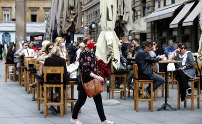 Хърватия смекчава мерките от 12 юни