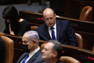 Нафтали Бенет положи клетва като премиер на Израел