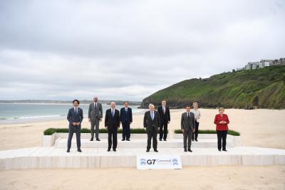 Пандемията беше на фокус в първата работна сесия на Г-7