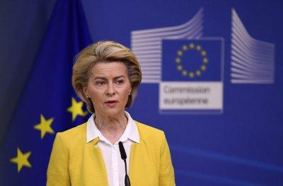 Урсула фон дер Лайен е в Атина: Гърция е одобрена за фонда за възстановяване на ЕК