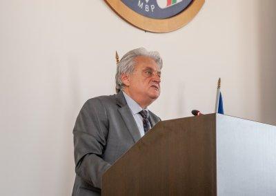 Министър Рашков: Приоритетната ни задача е да работим усилено за подготовката и провеждането на честни избори
