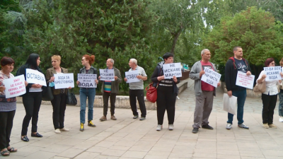 Пореден протест в Брестовица и Кадиево заради манган във водата