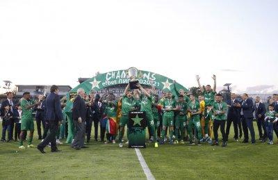 Лудогорец срещу Шахтьор (Солигорск) на старта в Шампионска лига