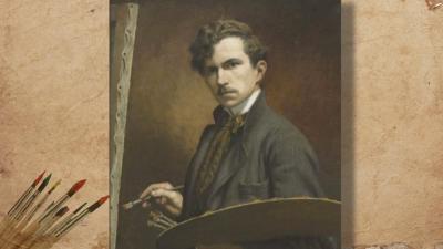 Русененски художник е първият фоторепортер у нас