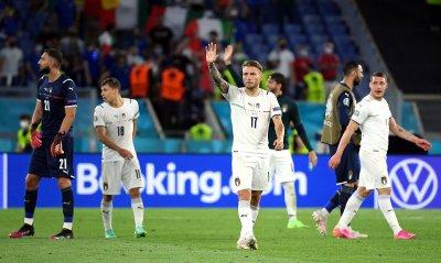 Имобиле благодари на майка си след гола на Евро 2020