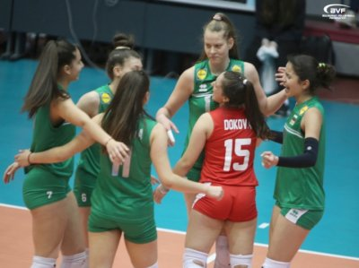 България в група с Бразилия и Русия на световното по волейбол за девойки U18