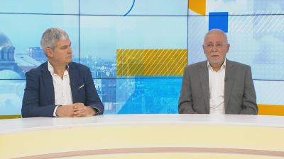 Пламен Димитров и Радосвет Радев: Антикризисните мерки трябва да продължат