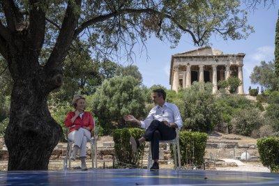 Гърция е сред първите 5 държави в ЕС, които са с одобрен план за възстановяване