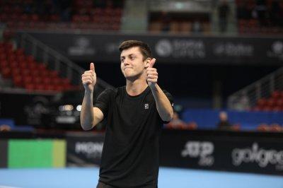 Александър Лазаров се класира втори на турнир в Скопие