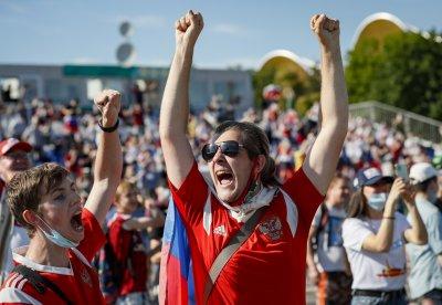 В Москва затварят фен зоната за Европейското по футбол