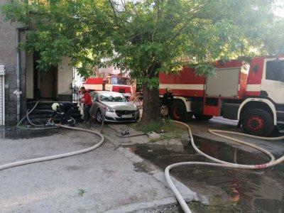 Мъж загина при пожар в пазаржишкото село Огняново