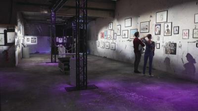Почитател на Банкси откри изложба, свързана с британския уличен артист