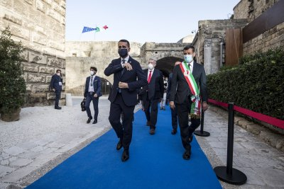 В Матера започва срещата на Г-20