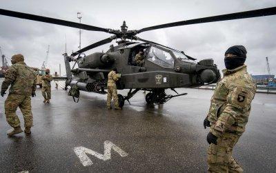 САЩ нанесоха въздушни удари по обекти на границата между Ирак и Сирия