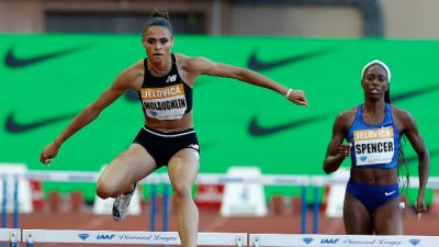 Сидни Маклафлин счупи рекорда на 400м с препятствия