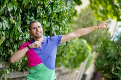 Спортният журналист на БНТ Илия Илиев: Ефирът е магия