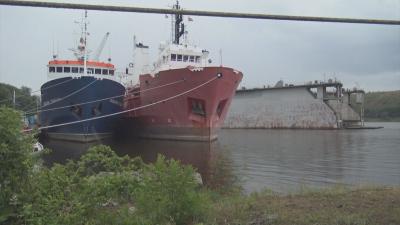 Първо в БНТ: Вижте изследователския кораб, който ще плава до Антарктида