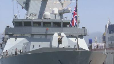 """Руското МВнР привиква британския посланик заради """"опасните"""" действия на кораба """"Дифендър"""""""