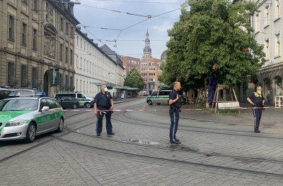 Три жертви след нападение с нож в германския град Вюрцбург