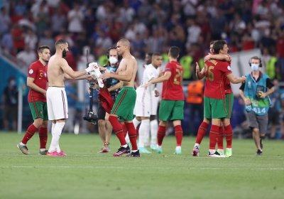 Португалия и Франция не се победиха