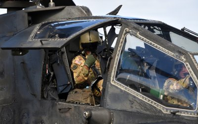 Ирак: При въздушните удари на САЩ са загинали най-малко 4 души