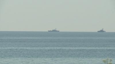 Възобновяват търсенето на черната кутия на падналия в Черно море МиГ-29