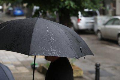 Най-много дъжд е паднал в Търговищко и в Монтана