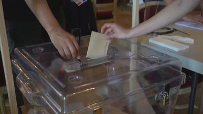 Рекордно ниска избирателна активност във Франция