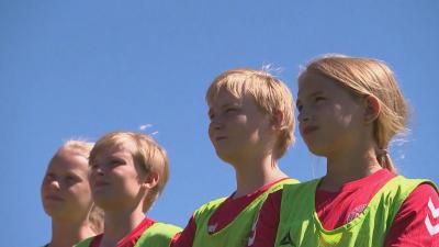 Класирането на Дания на Евро 2020 вдъхнови децата да тренират футбол