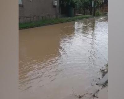 Частично бедствено положение в община Горна Оряховица, млад мъж е загинал в Златарица