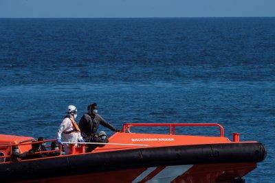 Спасиха 250 имигранти във водите край Канарските острови