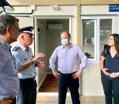 """Гърция оптимизира дейността на граничния пункт """"Промахон"""""""
