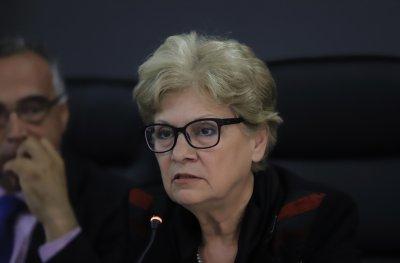 """Министър Комитова инспектира Лот 5 на АМ """"Хемус"""""""
