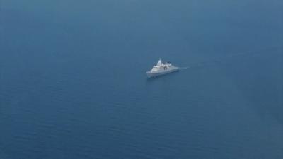 Нидерландия обвини руски самолети в опасно поведение към нейна фрегата в Черно море