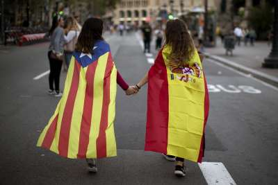 Испания помилва каталунските сепаратистки лидери