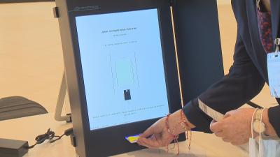 Организират пробни гласувания с машина в цялата страна