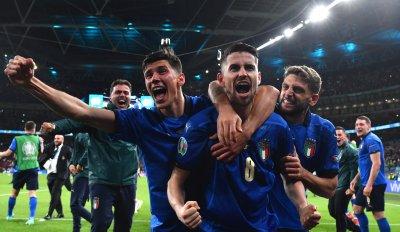 Италия е първият финалист на УЕФА Евро 2020