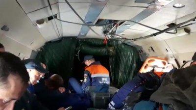 Откриха отломки от изчезналия над Камчатка самолет