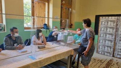 Контрареферендум: 134 избиратели са гласували за оставане в община Несебър