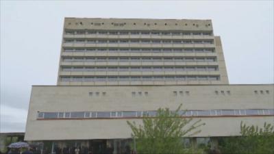 Има ли задържано лице за кражбата на кислородната инсталация в болницата в Ямбол?