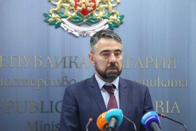 """Енергийният министър поиска да уволнят ръководството на """"Булгартрансгаз"""""""