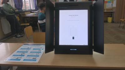 ЦИК разреши заснемане и излъчване от секциите при отчитане на резултатите от вота